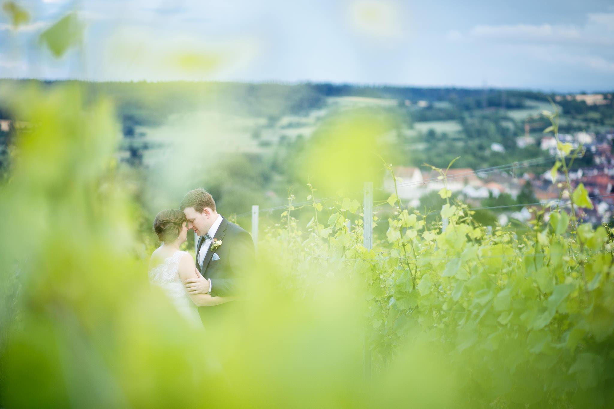 Hochzeit im Augenschmaus und Gaumenfreude in Unteröwisheim