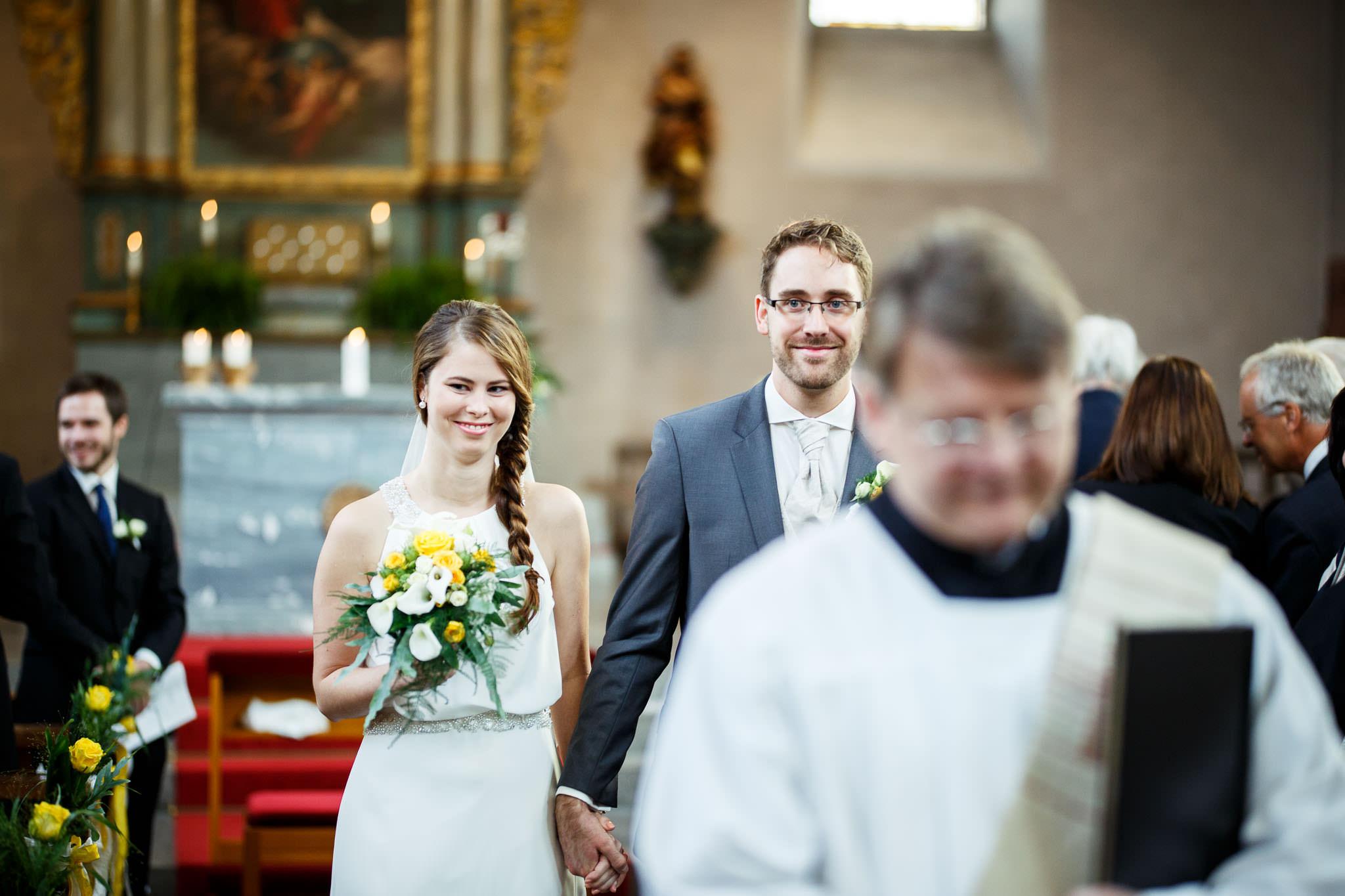 Hochzeit im Kurpark Bad Homburg mit Jens Arbogast