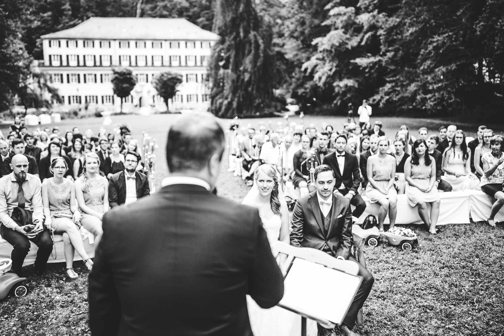 Hochzeit im Hotel Fürstenhof in Bad Imnau